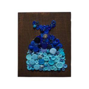 blue-button-dress